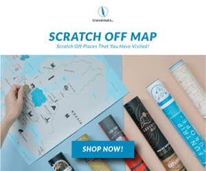 Buy Scratch Map Travel Posters Online at Travel Nuts