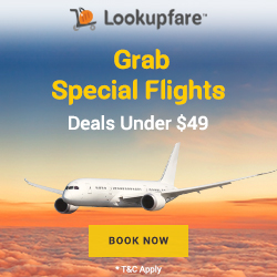Flights Under $49 Offers