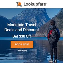 Mountain Travel!