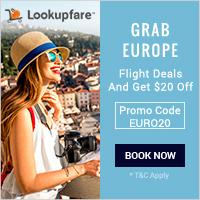 Europe Flight Deals!