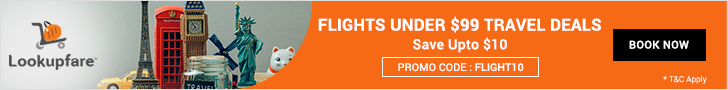 Flights Under $99 Offers