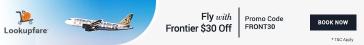 Frontier Airlines Deals