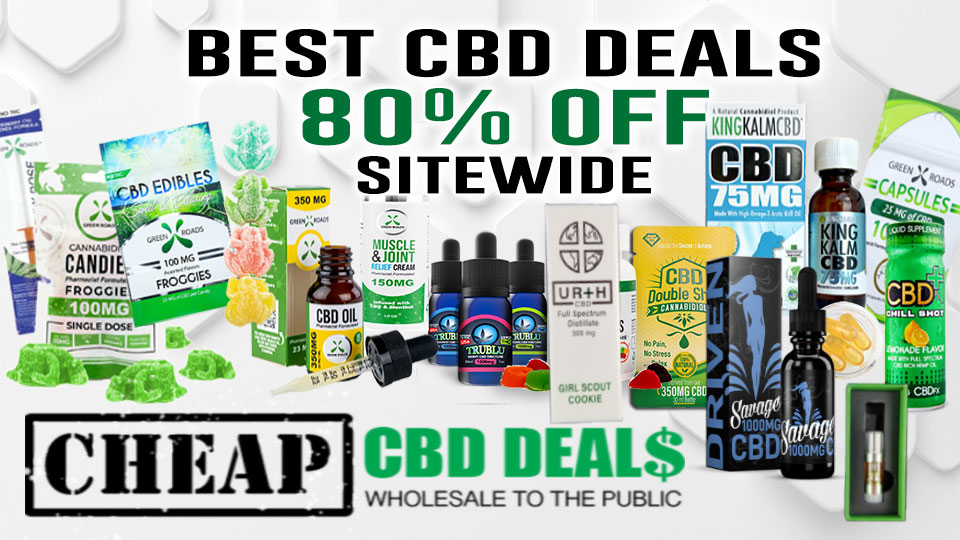 save 80% off #1 trusted top selling CBD and Hemp P