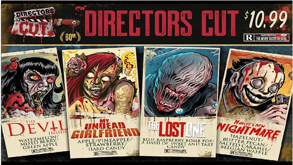DIRECTORS CUT BY BAD DRIP 10.99