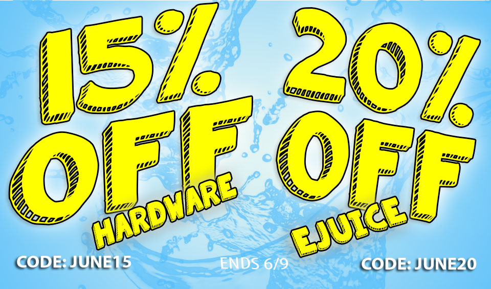 Ejuice Connect Colossal Sale