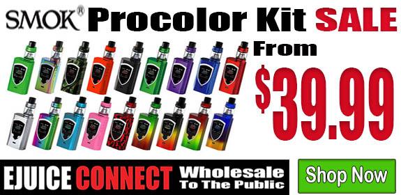 SMOK Procolor Kit Sale Ejuice Connect Vape Sale