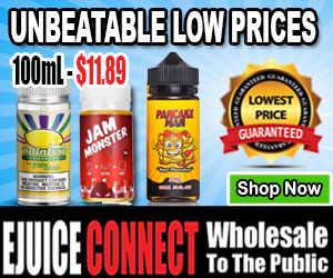 100ml E-Juice $11.89 - Ejuice Connect