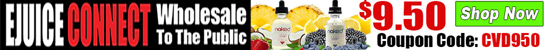 Naked 100 9.50 Ejuice Connect