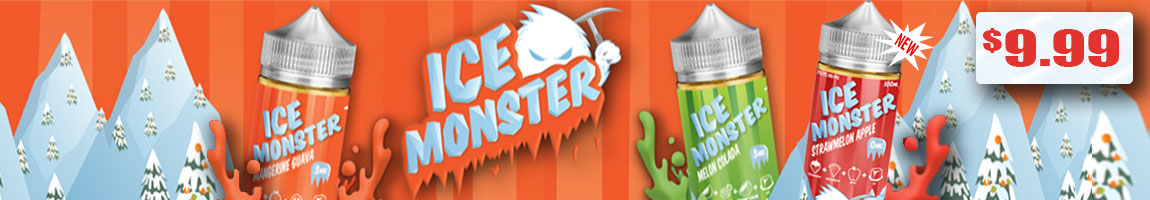 ICE MONSTER BY JAM MONSTER ON SALE $9.99