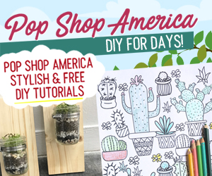 DIY for Days Pop Shop America Best DIY Blog