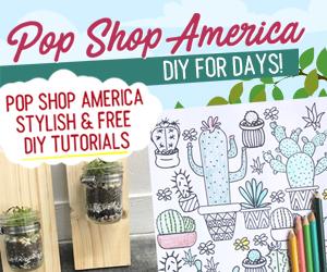 DIY for Days Pop Shop America Best DIY Blog
