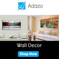 Wall Decor, Area Rugs, Laminate Flooring