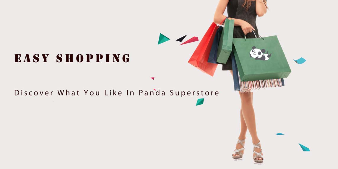 panda superstore new arrival products