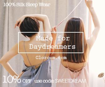 luxurious silk sleepwear!