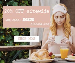 Cloroom Discount Code