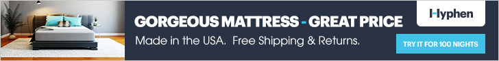 Hyphen Sleep - Gorgeous Mattress at a Great Price!