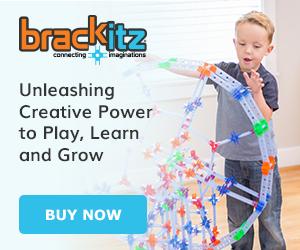 Brackitz educational building toys