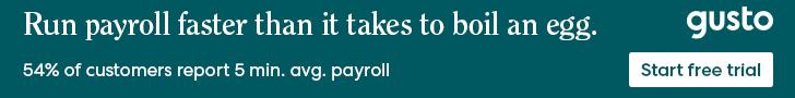 Gusto Payroll