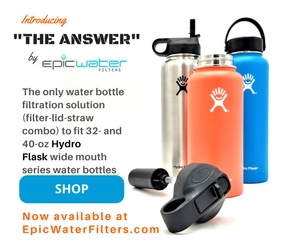 Hydro Flask Water Filter