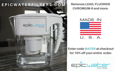 Epic Water Filters Coupons