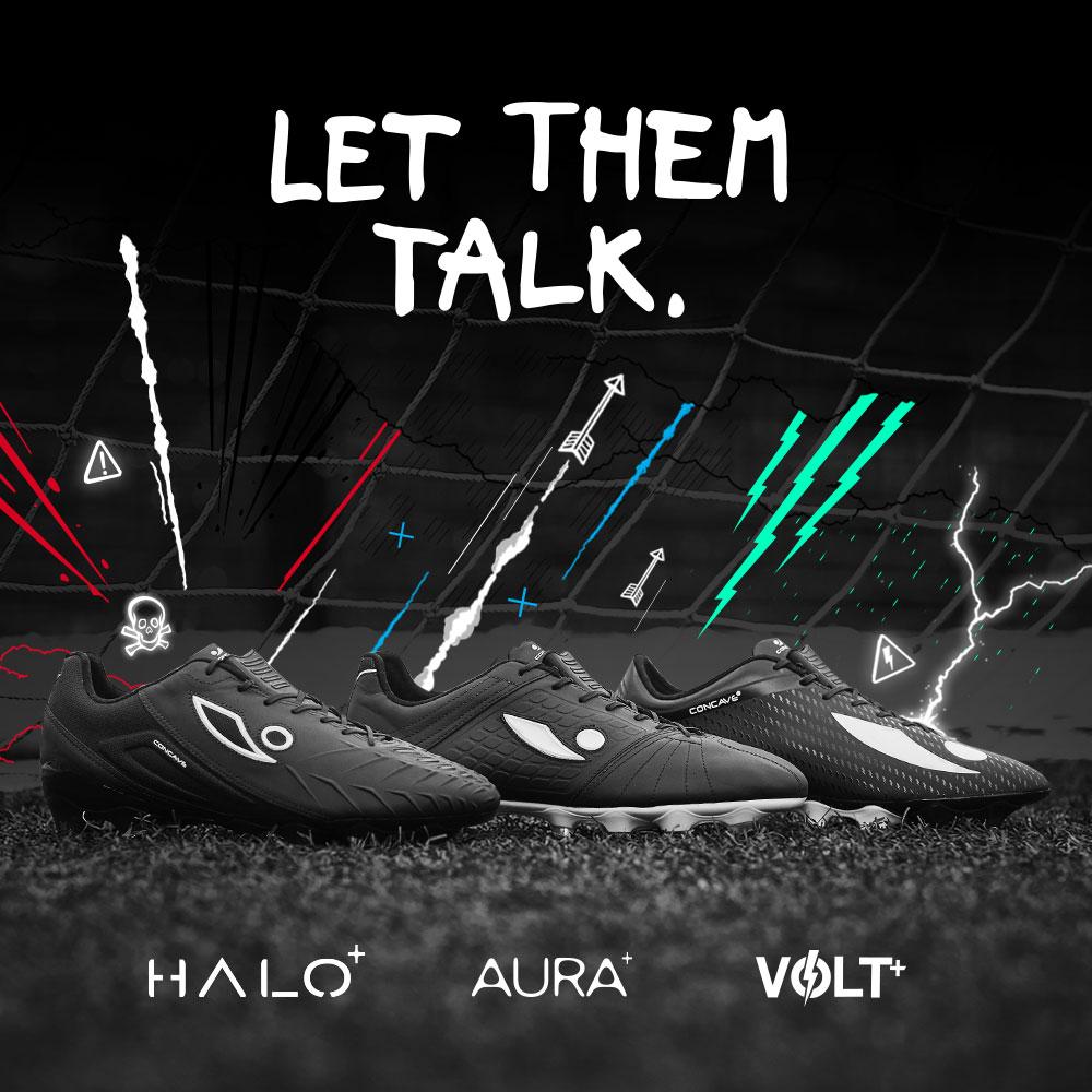 Let Them Talk - Black/White