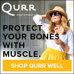 Protect Your Bones With Muscle. Muscle helps your body fight aging.