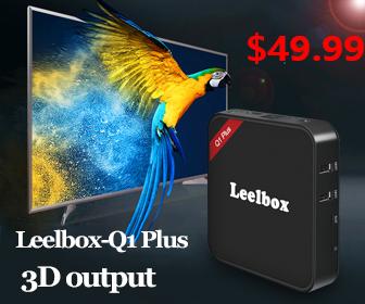 Leelbox Q1 Plus Android TV Box