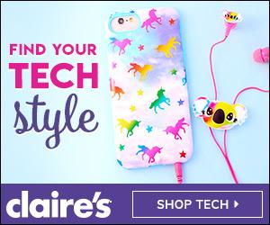 Claire's Tech