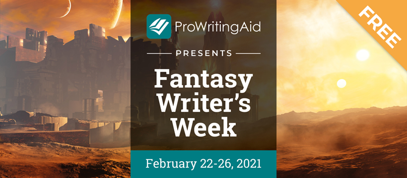 ProWritingAid Presents Fantasy Writer's Week