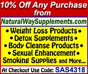 Natural Way Supplements Promo Code