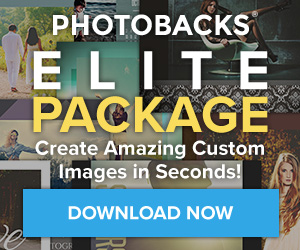 Photobacks Elite Package