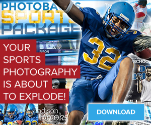 Photobacks Sports Package