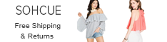 Sohcue Womens Fashion Tops In Latest Trends