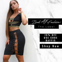 Bad AF Fashion Discount Code