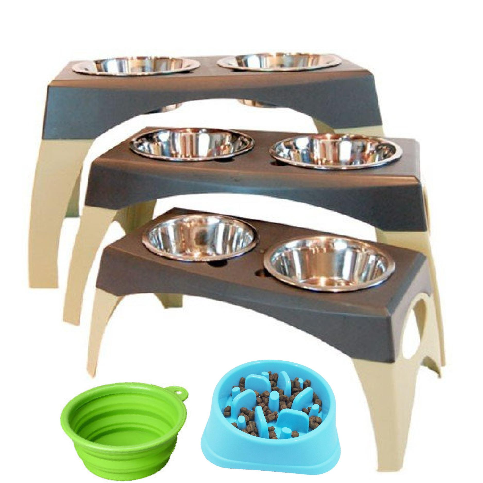 Shop Bowls & Feeders | Peacebone