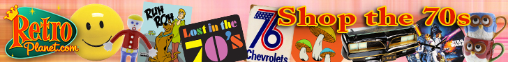 Huge Selection of Fun Products themed to the 1970s