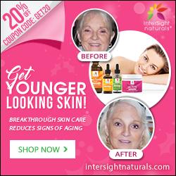 InterSight Naturals Anti Aging Skin Care