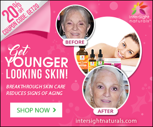 InterSight Naturals Anti Aging Skin Care