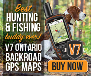 Ontario Backroad GPS Maps - Buy Now