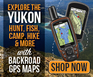 Yukon Backroad GPS Maps - Buy Now