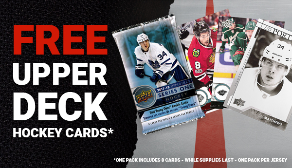 Hockey Card Promotion