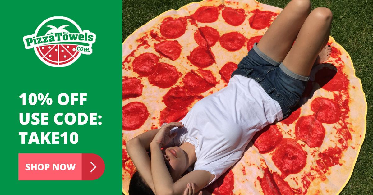 Pizza Towels Coupon Code
