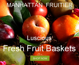 Luscious Fresh Fruit Gifts
