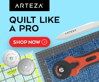 Quilt like a pro with Arteza