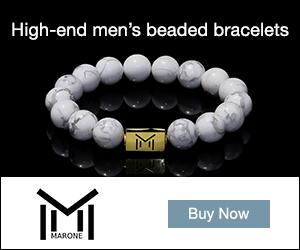 MARONE - High-end men's luxury bracelets