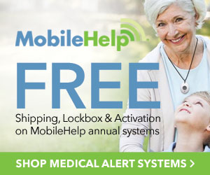 FREE Shipping, Lockbox & Activation on all MobileHelp annual systems