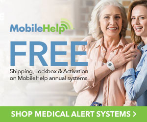 FREE Shipping, Lockbox & Activation on all MobileHelp annual systems!