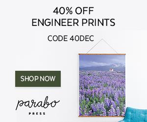40% OFf Print