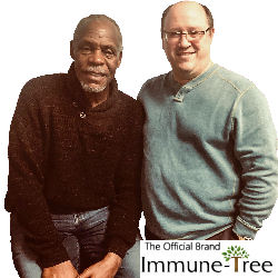 Actor Danny Glover Endorses ImmuneTree