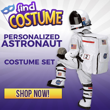 Best Selling Astronaut Costumes at FindCostume.com